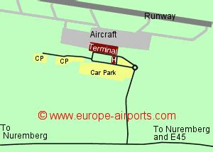 who flies to nuremberg from uk nuremberg nurnberg airport germany nue guide flights