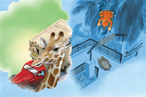 through with the zoo books wald s design and illustration the san
