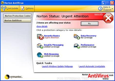 Ac Samsung Antivirus norton antivirus 2006 beta available for free