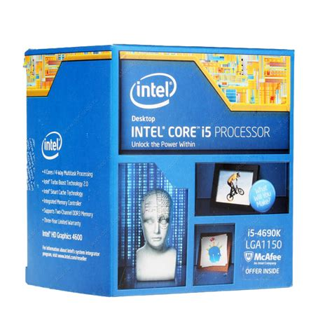 Intel I5 4690k Processor6m Cache Up To 390 Ghz jual intel i5 4690k processor 6m cache up to 3 90 ghz takkii shop