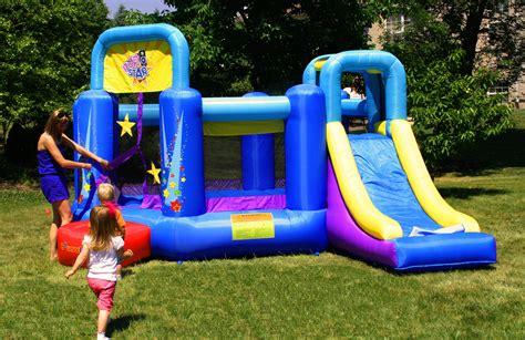 amazon bounce house amazon com bounceland pop star inflatable bounce house bouncer toys games