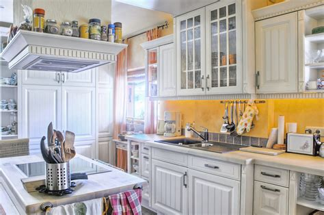 country kitchen white cabinets 36 beautiful white luxury kitchen designs pictures