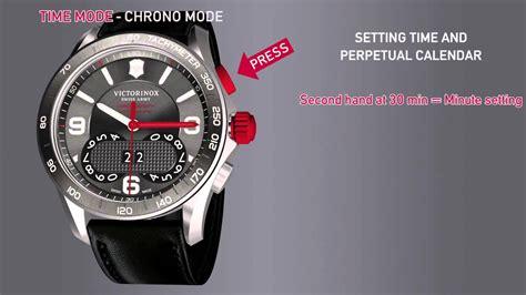 Swiss Army Spin Chrono Victorinox Swiss Army 1 100th Second Chrono Classic