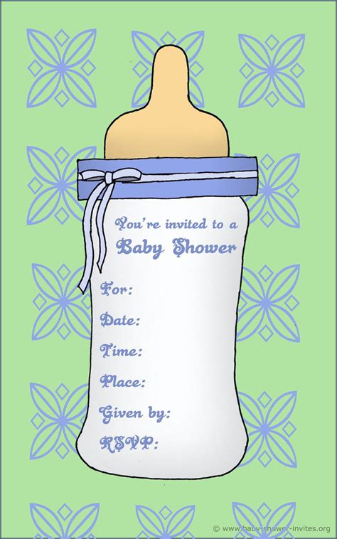 Free Baby Invitation Template Free Baby Shower Invitation Template For Word Card Invitation Free Shower Invitations Templates
