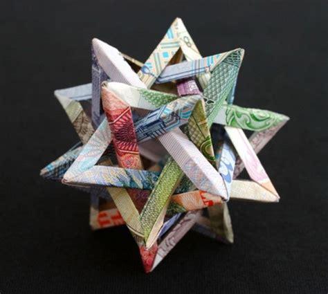 Paper Money Origami - paper money origami origami