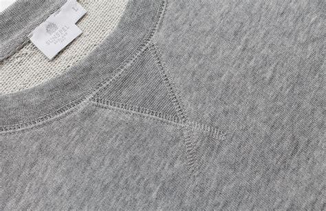 Comfort Brand About The Sweatshirt Sunspel Journal
