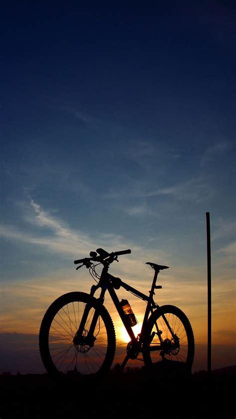 wallpaper iphone 5 bike mountain bike wallpaper for iphone x 8 7 6 free