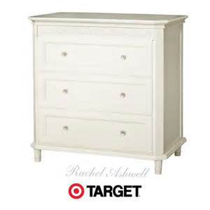 simply shabby chic classic 3 drawer chest rachel ashwell for target