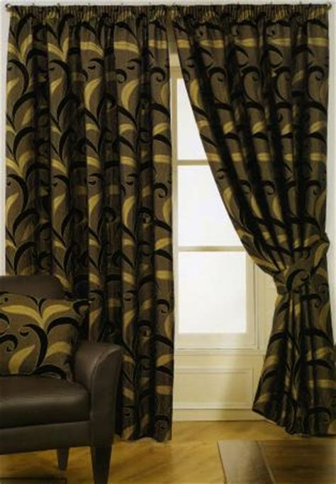 black gold curtains black gold valance black gold