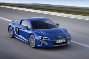 Electric Sports Cars 2017 2017 Audi R8 E All Electric Sports Car Live Photos