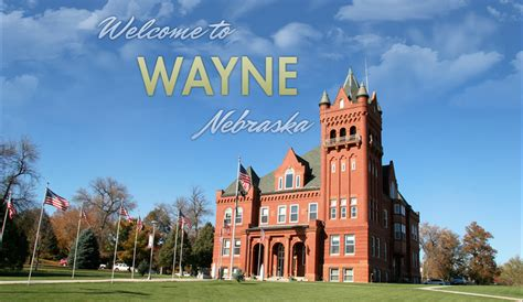 Wayne State College Nebraska Mba by Seniors Journey Through Nebraska Senior Citizen Travel