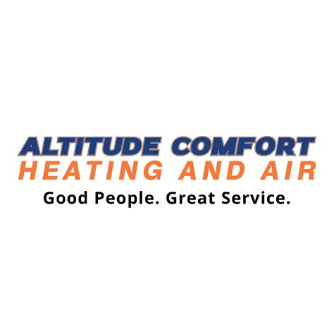 Altitude Comfort Heating And Air In Denver Co 303 505