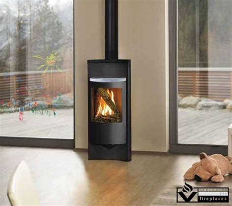 contemporary freestanding fireplaces for free standing gas