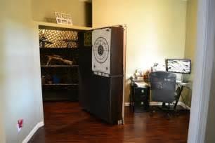 secret bookcase door safe room or storage entrance