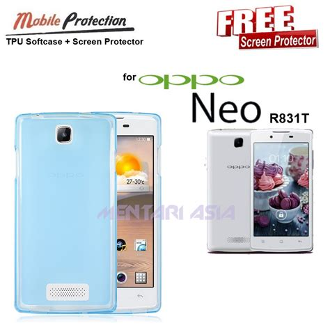 Softcase Secret For Oppo Neo 7 jual softcase oppo neo r831t mp tpu softcase free sp