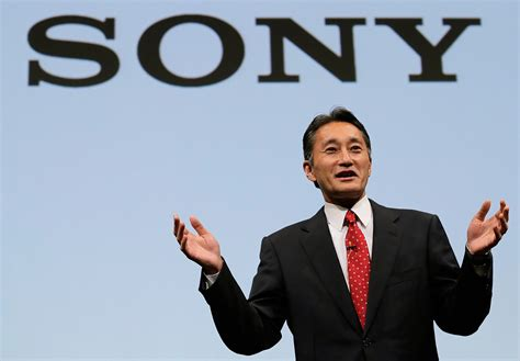 Home Theater Kazuo sony ceo kazuo hirai s annual pay more than doubled to 4