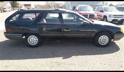 1988 ford taurus wagon 1990 ford taurus wagon at alpine motors