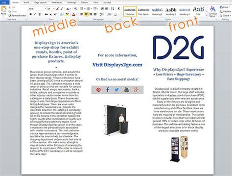 brochure design 7 preview