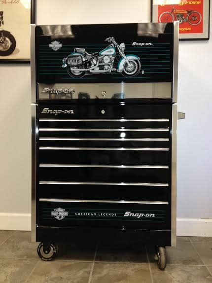 Harley Davidson Toolbox by Harley Davidson Snap On Tool Box Never Used Mint