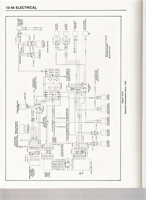 vt commodore ignition wiring diagram chevrolet ignition