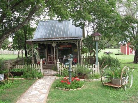 cute garden sheds cute little shed with a porch great greenhouse potting