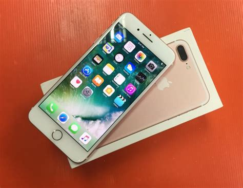 Apple Iphone 7 Plus 128gb Speci End 4 29 2018 11 15 Am Iphone 7 Plus 128gb Gold Used Rm End 1 8 2018 4 15 Pm