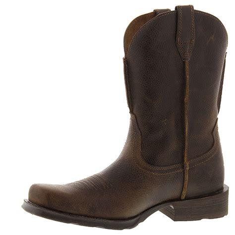 ariat rambler boots ariat rambler s boot ebay