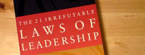 listen to the 21 irrefutable laws of leadership 10th anniversary