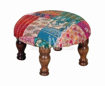 ottomans colorful round ottomans ottomans for sale round round multi color cloth ottoman pouf buy indian