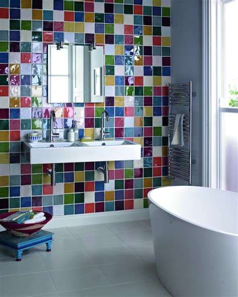 Wall Tiles Bathroom Ideas 35 badezimmerfliesen ideen f 252 r kleine traumb 228 der