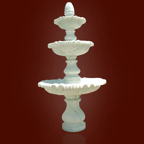 china outdoor decorative marble water fountain china