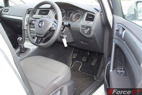 2013 Golf Interior by 2013 Volkswagen Golf 90tsi Interior Dashboard Forcegt