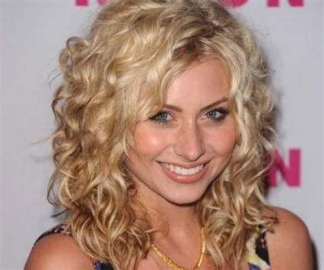 short curly perm styles picture dirty blonde very 59 best hair images on pinterest hair colors long hair