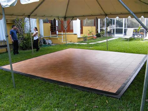 Portable Floors by Portable Floor Affordable Tent