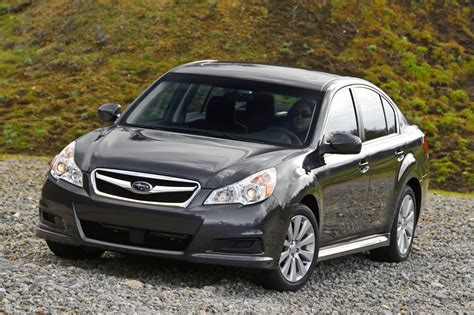2010 Subaru Legacy Rolls The Assembly Line Sti