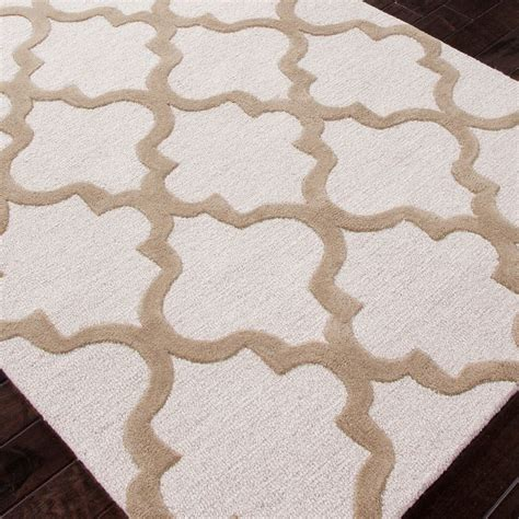 Tufted Rug Definition by White Lead Grey Tufted Rug 152x243cm By