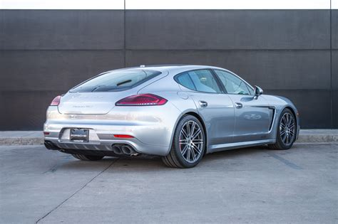 porsche panamera 2015 2015 porsche panamera gts for sale in colorado springs co