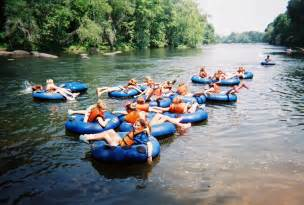 River Tubing Deluxe Tubing Package Palmetto Outdoor