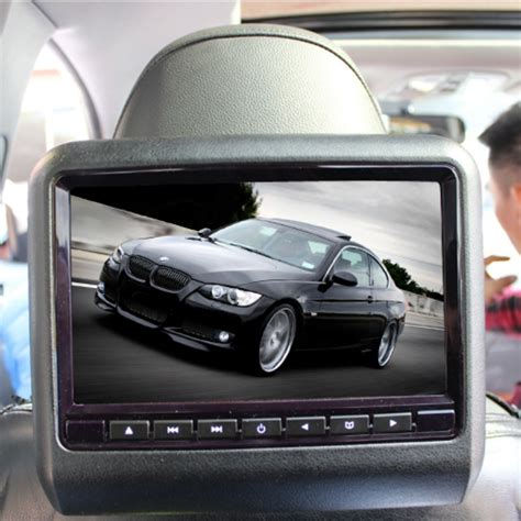 back seat dvd player 9 inch car dvd player back seat display screen usb sd