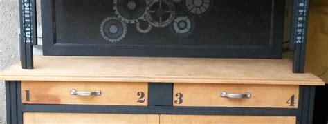 Esprit industriel : 10 idées pour transformer vos meubles