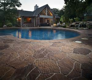 Pavers Vs Concrete Patio Flagstone Vs Pavers What Is The Best Investment For My Patio