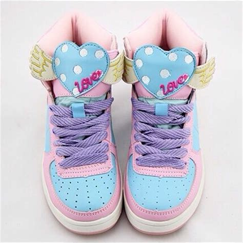 harajuku shoes free shipping harajuku wings sneakers shoes