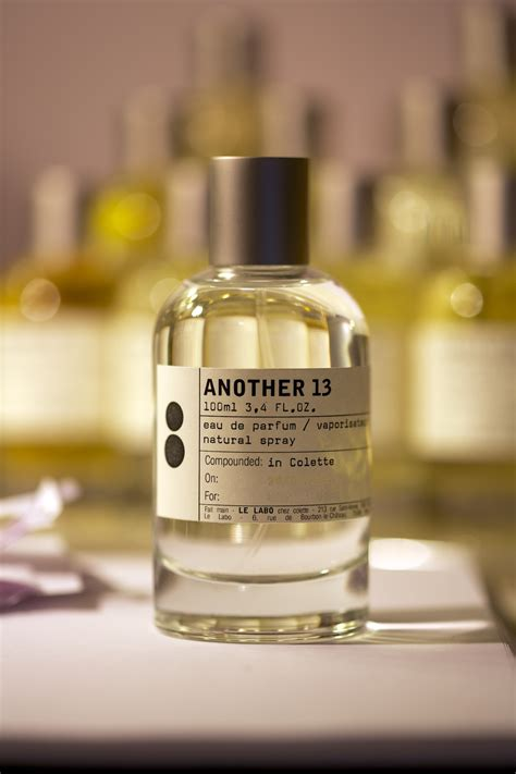 Labo Top Ml T2909 another 13 by le labo perfume 5ml travel spray ambrette ambergris pear unisex