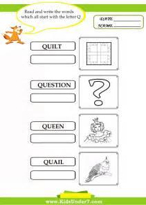 words that start with q for kids www imgkid com the