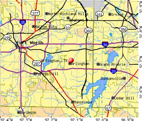 texas map arlington arlington texas tx profile population maps real estate averages homes statistics