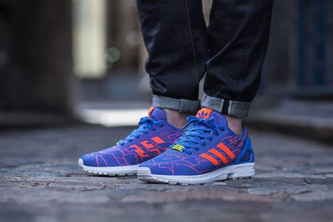 patterned zx flux adidas zx flux weave pattern pack sole collector