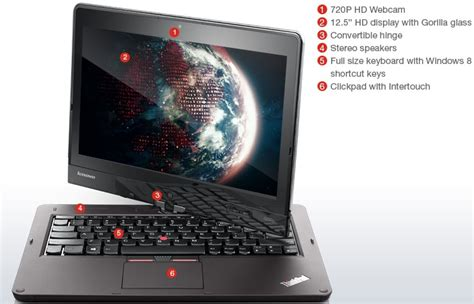 Laptop Lenovo Thinkpad Twist S230u lenovo thinkpad twist s230u 33473em notebookcheck net