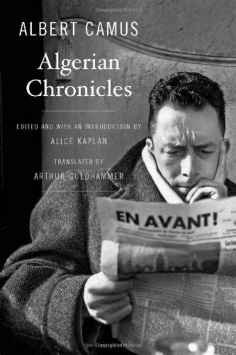 Livro: ALGERIAN CHRONICLES - ALBERT CAMUS - Sebo Online