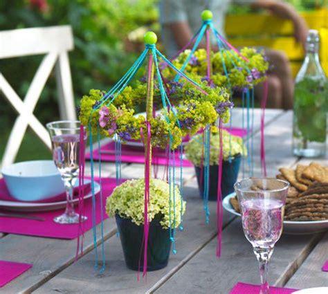 Sichtschutz Terrasse Ideen 1572 by Eine Tolle Tischdeko Idee F 252 R Den Garten Im Sommer