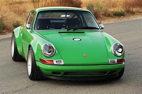 Autoscout Porsche 911 by Ein Ur 911er Mit Neuer Technik Das Ist Der Singer 911